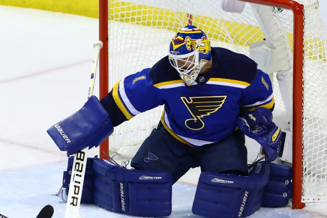 Brian Elliott... (PHOTO REUTERS)