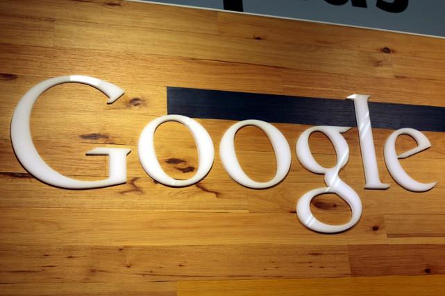 Comme d'autres firmes technologiques, le géant américain Google... (123RF)