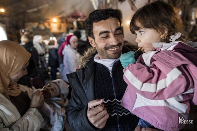 À l'heure actuelle, l'immigration demeure avant tout un... (Photo archives La Presse)