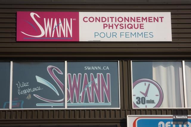 Le Centre Swann de Trois-Rivières a fermé ses... (François Gervais, Le Nouvelliste)