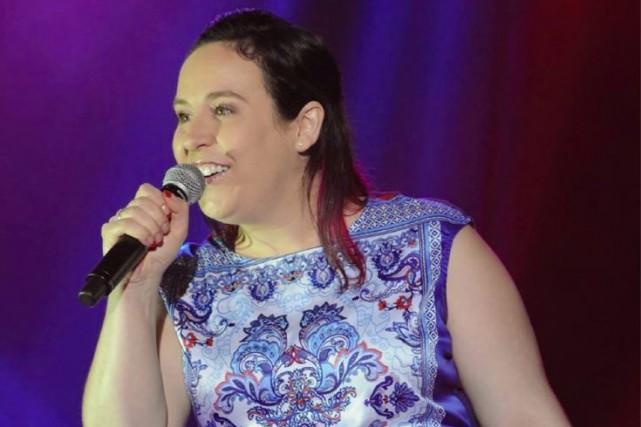 Caroll-Ann Émond a remporté le premier prix dans... (Photo courtoisie, Chantale Hamel)