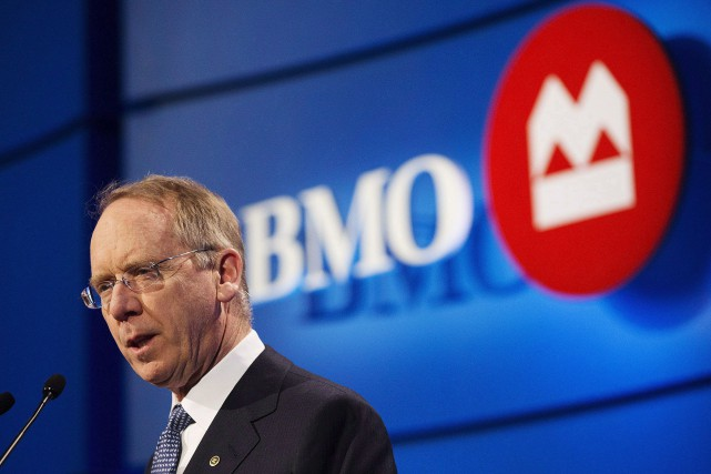Bill Downe, PDG de la BMO.... (PHOTO MICHELLE SIU, LA PRESSE CANADIENNE)