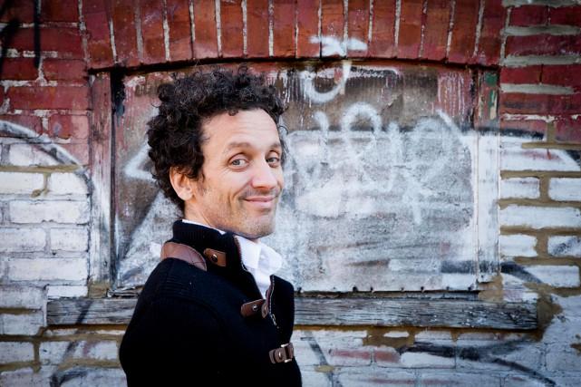 André Sauvésera au prestigieux Festival d'Avignon du 6... (PHOTO ALAIN ROBERGE, ARCHIVES LA PRESSE)