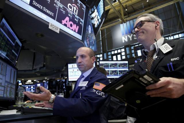 «La remontée des marchés mondiaux intervient dans un... (PHOTO BRENDAN MCDERMID, REUTERS)