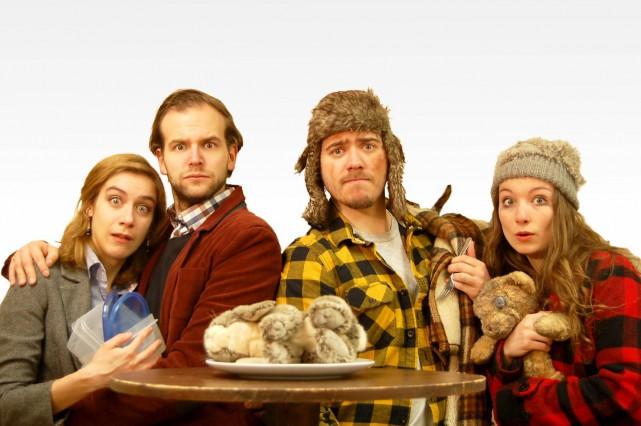 Peau d'ours sera présentée au Vieux Bureau de... (Fournie par le Vieux Bureau de poste)