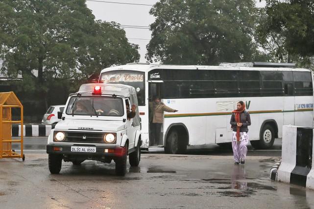 La mort d'une étudiante en décembre 2012 après... (PHOTO SAURABH DAS, ARCHIVES ARCHIVES AP)