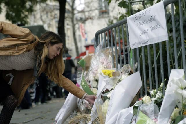 Reçus mercredi par les juges chargés de l'enquête sur les attentats de Paris,... (PHOTO AFP)
