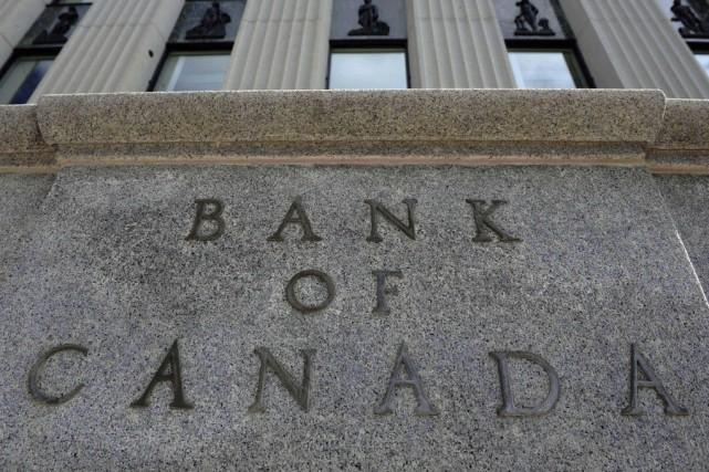 La Banque du Canada a maintenu son taux... (Archives La Presse canadienne)
