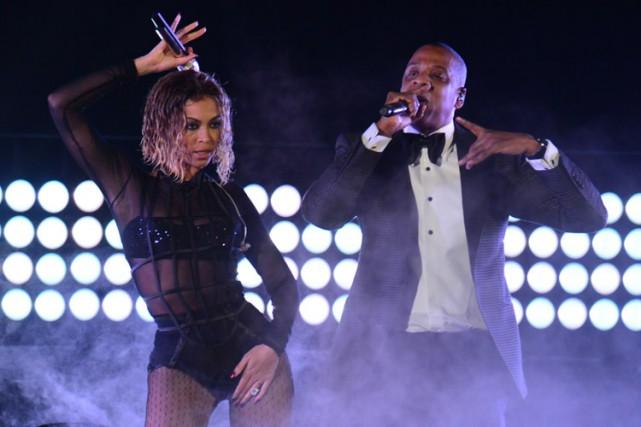 Jay Z travaillerait sur un nouvel album qui... (ARCHIVES AFP)
