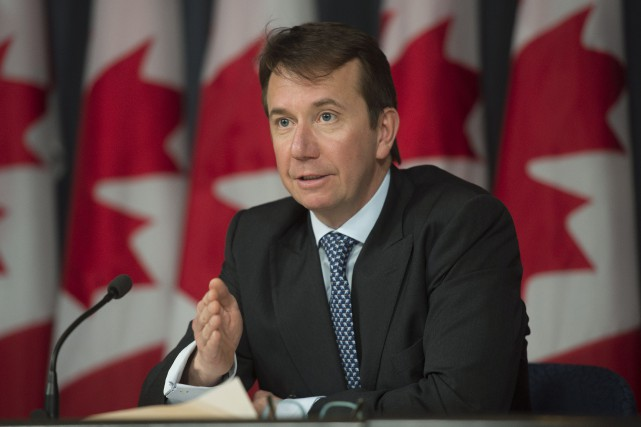 Le président du Conseil du Trésor, Scott Brison... (Adrian Wyld, PC)