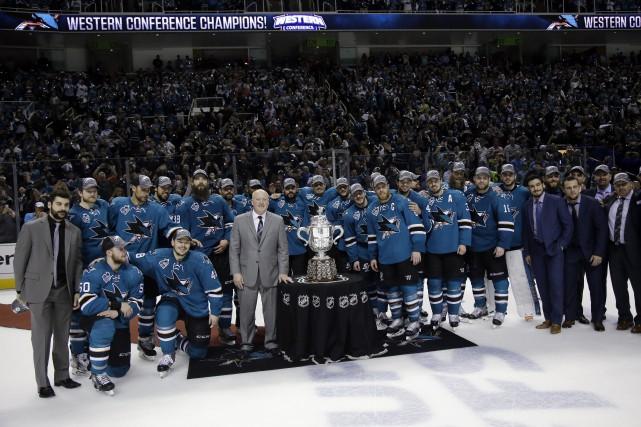 Les Sharks de San Jose participeront à la... (Photo Marcio Jose Sanchez, AP)