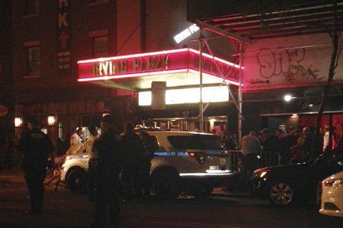 Des témoins ont rapporté avoir entendu des tirs... (AP, Dana Schimmel)