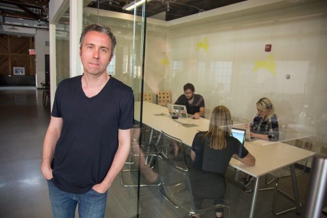 Hopper est au troisième rang des applications mobiles... (Photo fournie par Hopper)