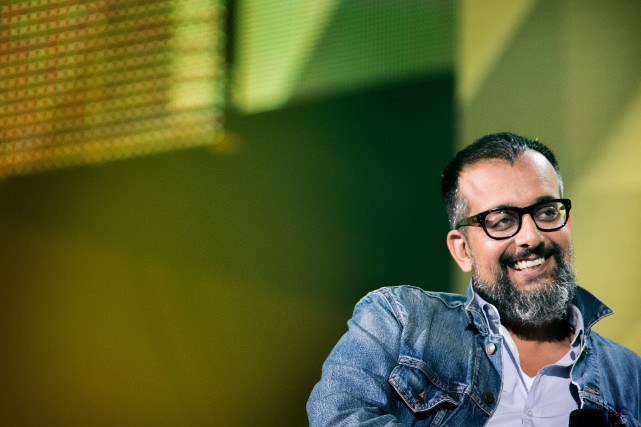 Suroosh Alvi, cofondateur de Vice Media, était de... (PHOTO MARCO CAMPANOZZI, LA PRESSE)