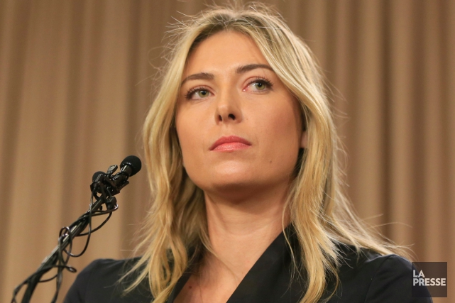L'ITF a expliqué que Maria Sharapova n'avait pas... (Archives Associated Press)