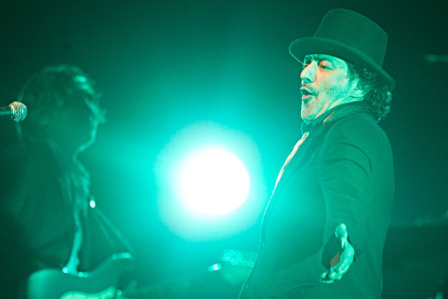 Rachid Taha... (Photo Anne Gauthier, Archives La Presse)