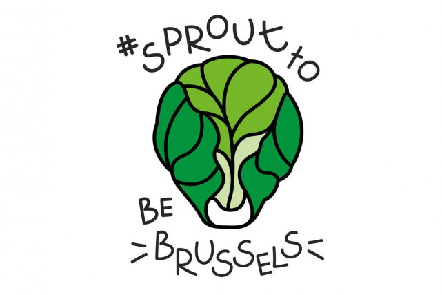 «On trouvait le logo sympathique et très surréaliste... (PHOTO TIRÉE DE LA PAGE FACEBOOK SPROUT TO BE BRUSSELS)