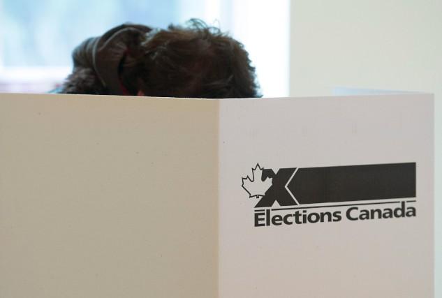 Le comité qui se penche sur la réforme électorale a commencé son étude sur les... (PHOTO GRAHAM HUGHES, ARCHIVES LA PRESSE CANADIENNE)