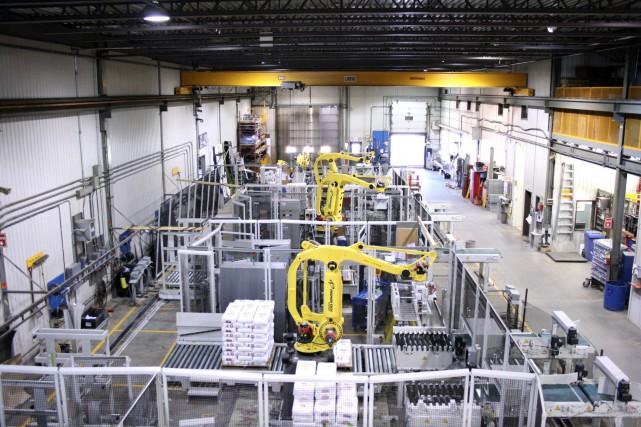 Premier Tech est un fabricant de produits agricoles... (Photo fournie par Premier Tech)
