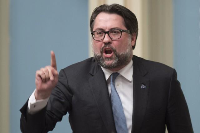 Mais si le ministre souhaite vraiment protéger la... (La Presse Canadienne)