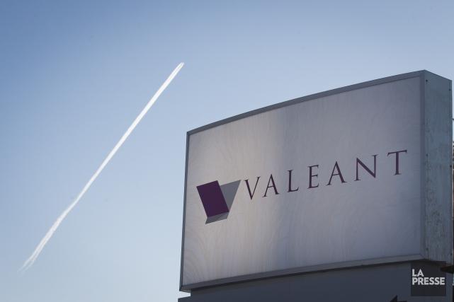 Les actionnaires de la pharmaceutique lavalloise Valeant auront... (PHOTO OLIVIER PONTBRIAND, ARCHIVES LA PRESSE)