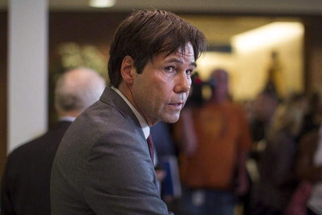 Le ministre ontarien de la Santé, Eric Hoskins... (Chris Young, Archives PC)