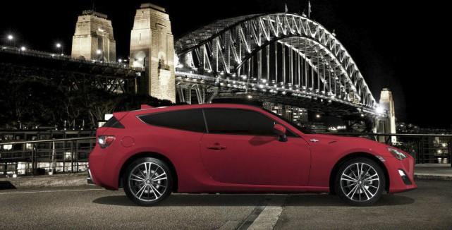 Ce prototype Toyota 86 familiale ne sera sans... (Photo : Toyota-Australie)