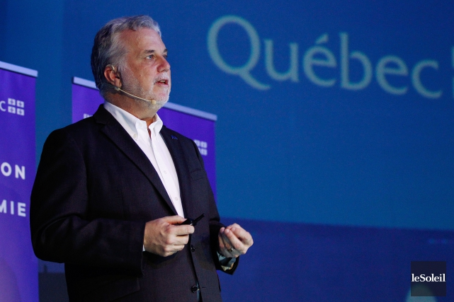 La semaine dernière, le gouvernement du Québec a... (Photothèque Le Soleil)