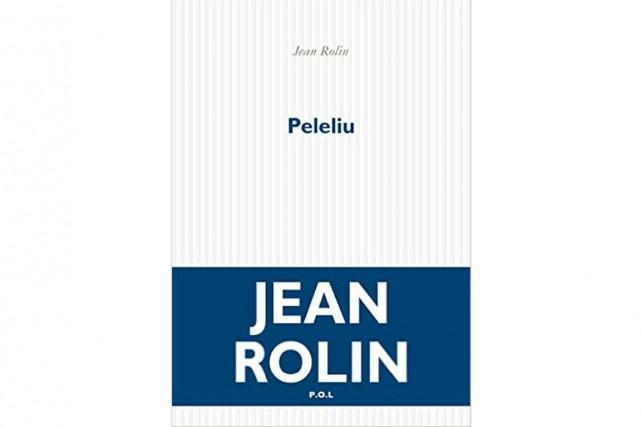 Peleliude Jean Rolin... (PHOTO FOURNIE PAR L'ÉDITEUR)