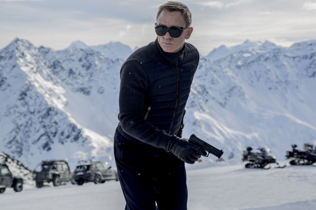 Agé de 49 ans, Daniel Craig avait régulièrement... (Photo fournie par Columbia)