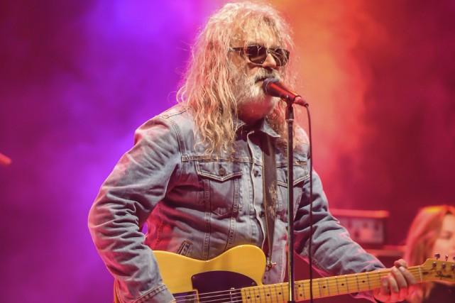 À 66 ans, le rockeur Michel Pagliaro continue... (Gimmy Desbiens, Archives Le Quotidien)
