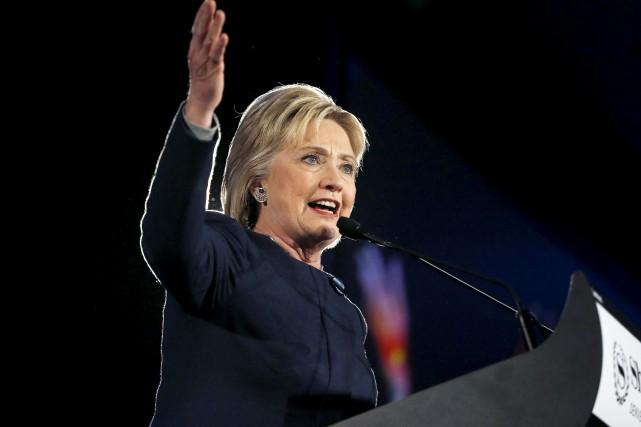 CHRONIQUE / Hillary Clinton est considérée avec raison comme la personne ayant... (Associated Press)