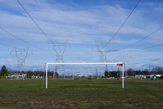 Le bail pour l'utilisation des terrains du parc... (Stéphane Lessard)