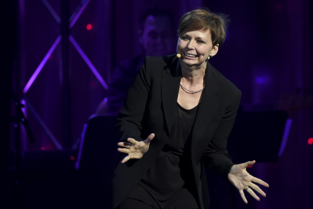 Claudine Mercier... (Archives La Presse)