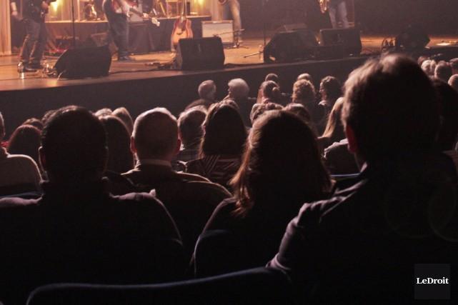 Le parc Laroche d'Ottawa attend une trentaine d'artistes et groupes,... (Etienne Ranger, Archives LeDroit)