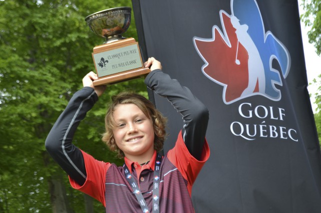 Jean-Philippe Parr.... (Golf Québec)
