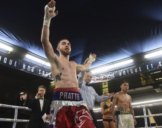 François Pratte a offert une performance convaincante en... (François Gervais)