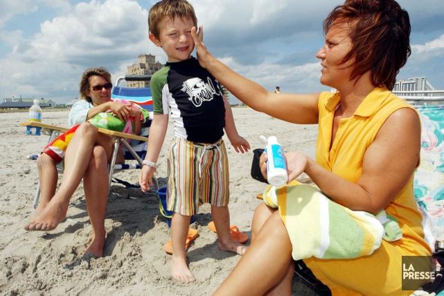 Environ 30 000 cancers de la peau seront... (Photothèque La Presse)