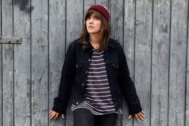 Le spectacle que devait donner l'Australienne Courtney Barnett au... (photo Andrew Brownbill, archives associated press)