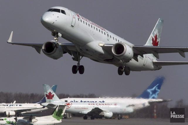 Air Canada (TSX:AC) a indiqué mardi avoir résolu un problème informatique qui a... (PHOTO ARCHIVES LA PRESSE CANADIENNE)