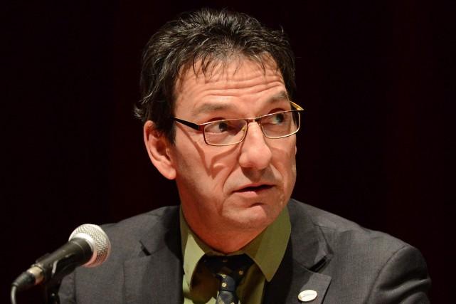 Le conseiller municipal Bernard Noël pourra reprendre ses... (Archives, Le Progrès-dimanche)