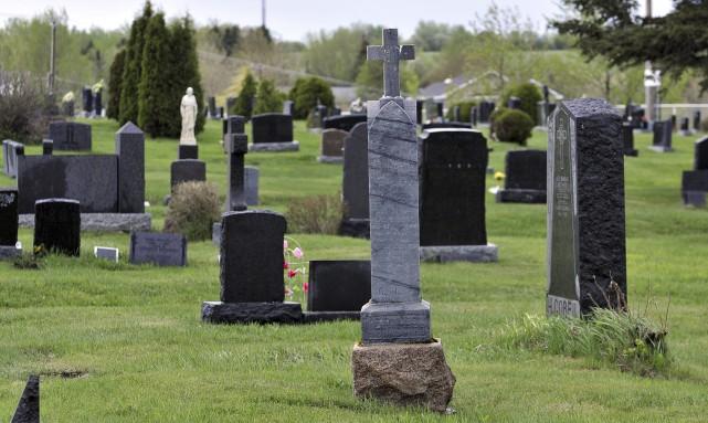 L'Institut du patrimoine funéraire du Québec a été... (Photo Le Progrès-dimanche, Rocket Lavoie)