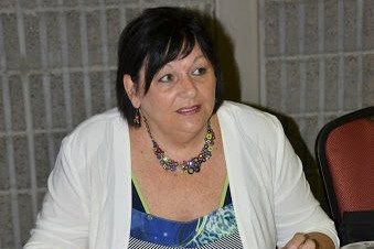 La présidente régionale de l'AREQ, Francine Tremblay, a... (Photo courtoisie)
