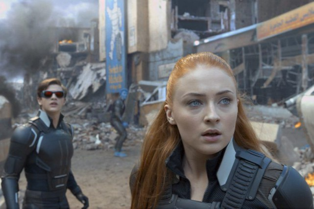 X-Men: Apocalypse... (PHOTO FOURNIE PAR TWENTIETH CENTURY FOX)