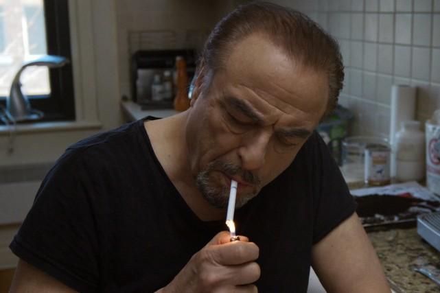 Dino Tavarone joue le rôle principal de ce... (Photo courtoisie, Jimmy Larouche)