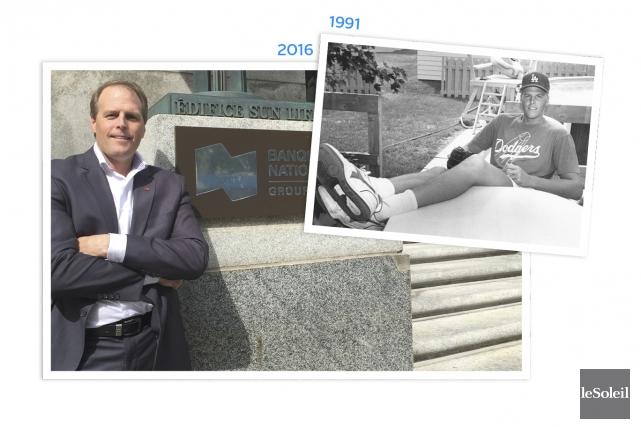 L'ancien de l'organisation des Dodgers Martin Lavigne est... (Infographie Le Soleil)