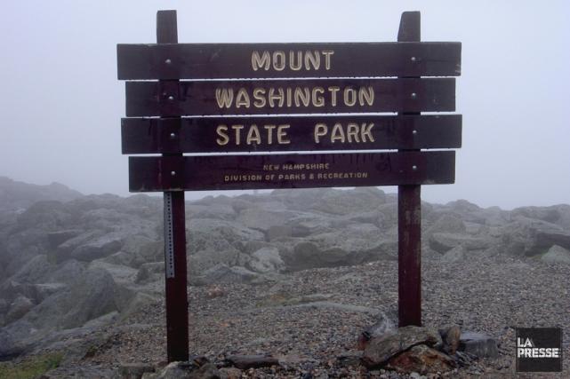 Les autorités du New Hampshire disent avoir retrouvé le corps d'un randonneur... (Archives La Presse)