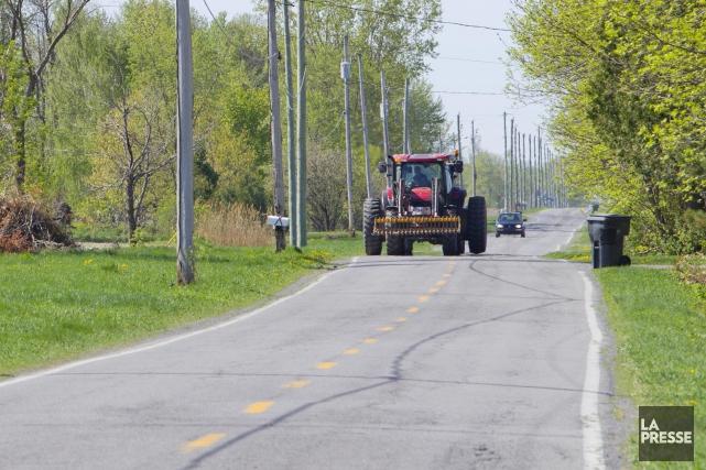 Des producteurs de lait de toutes les régions du Québec se mobilisent. (Archives La Presse)