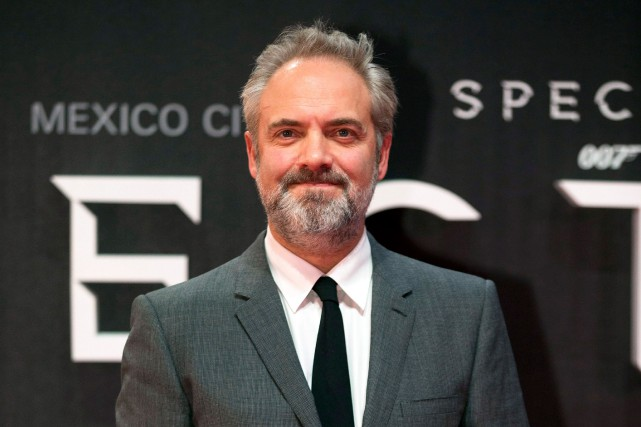 Le réalisateur Sam Mendes lors de la première... (PHOTO REBECCA BLACKWELL, ARCHIVES ASSOCIATED PRESS)