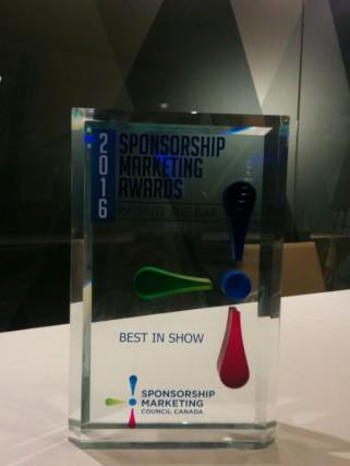 CINCO a reçu le prix 2016 de la...
